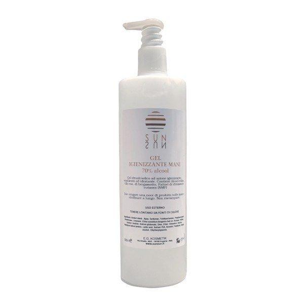 Gel Igienizzante Mani - 70% alcool